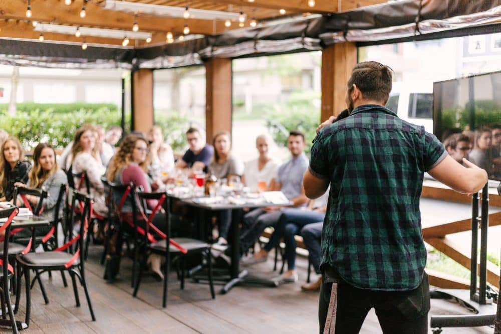 Storytelling connects businesses with consumers
